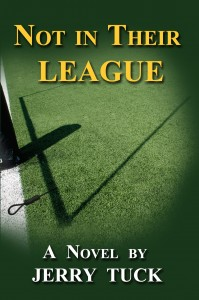 League novel cover